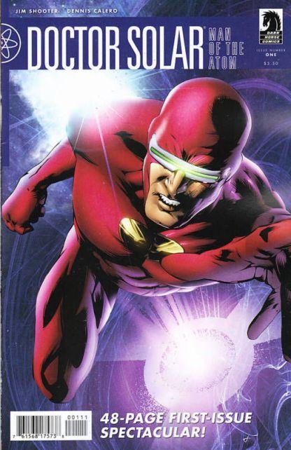 Doctor Solar: Man of the Atom #1 Calero Variant