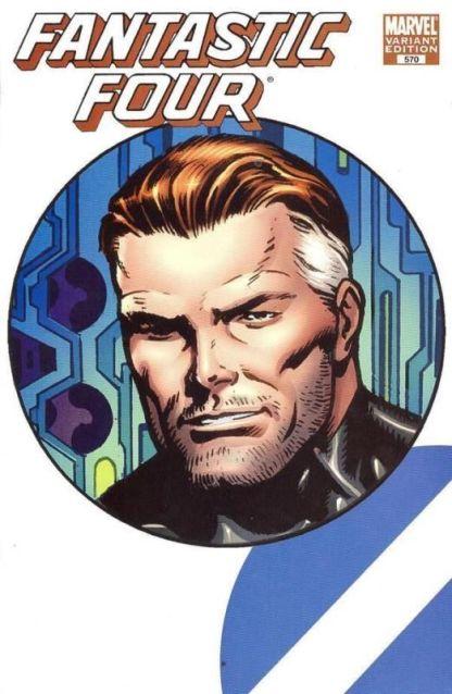 Fantastic Four # 570 Reed Richards Variant