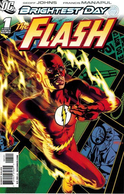 Flash #1 Tony Harris Variant