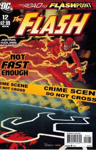 Flash #12 Francis Portella Variant
