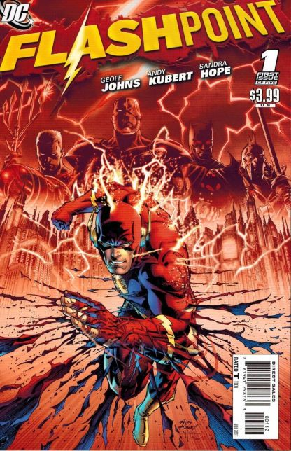 Flashpoint #1 Andy Kubert Variant