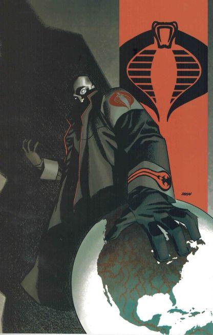 G.I. Joe #4 Dave Johnson Variant