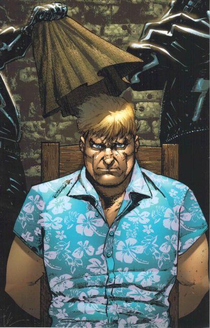 G.I. Joe: Cobra #1 Howard Chaykin Virgin Art Variant
