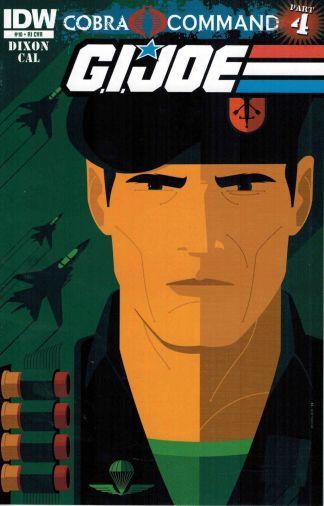 G.I. Joe: Cobra Command #10 Tom Whalen Variant
