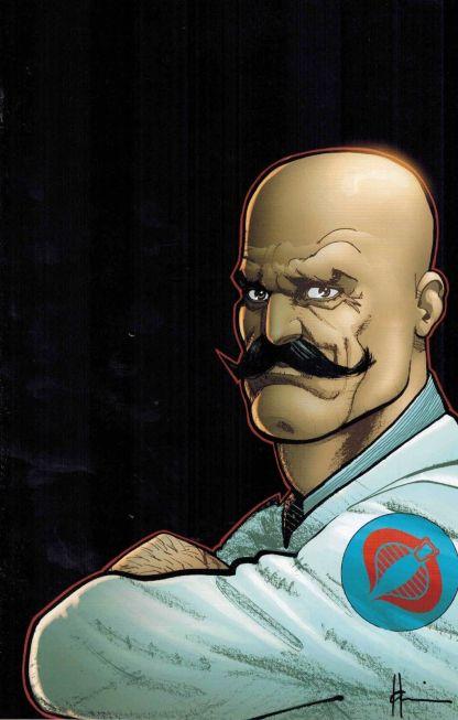 G.I. Joe: Hearts and Minds #4 Howard Chaykin Variant