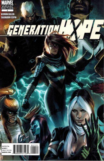 Generation Hope #1 Marko Djurdjevic Variant