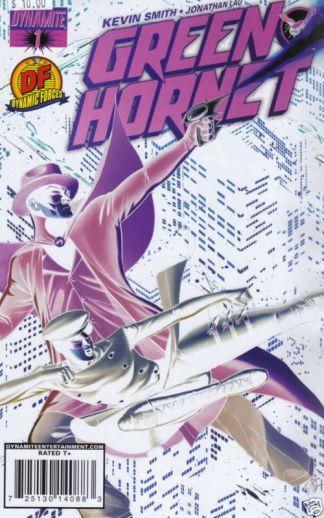 Green Hornet #1 John Cassady DF Exc Surprise Edition