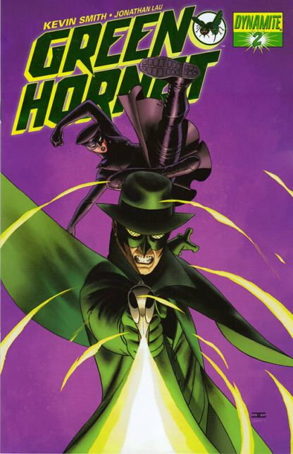 Green Hornet #2 Foil Edition