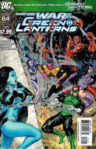 Green Lantern #64 Tyler Kirkham Variant