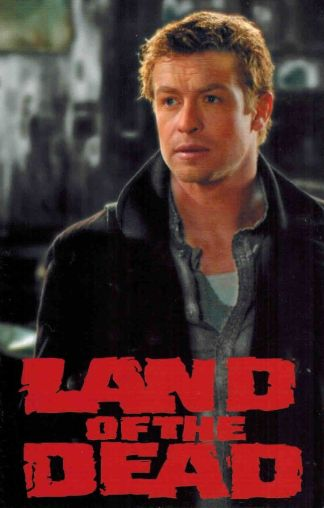Land of the Dead #1 Movie Photo Variant