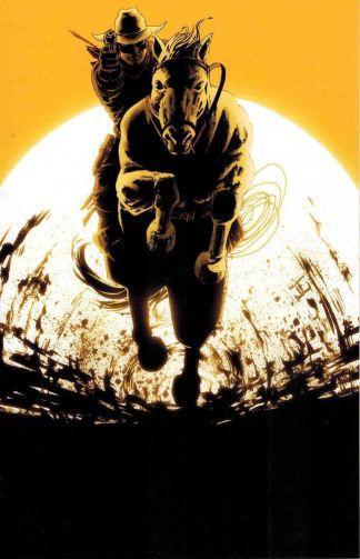 Lone Ranger #9 B Virgin Art Variant