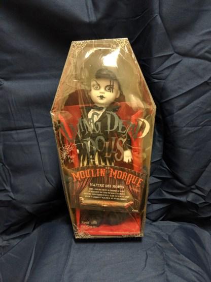 Living Dead Doll Series 33 Moulin Morgue Maitre Des Morts