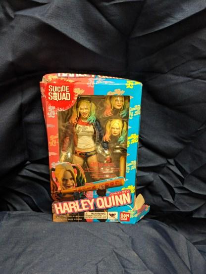 Bandai Tamashii Nations S.H. Figuarts Harley Quinn Suicide Squad Figure