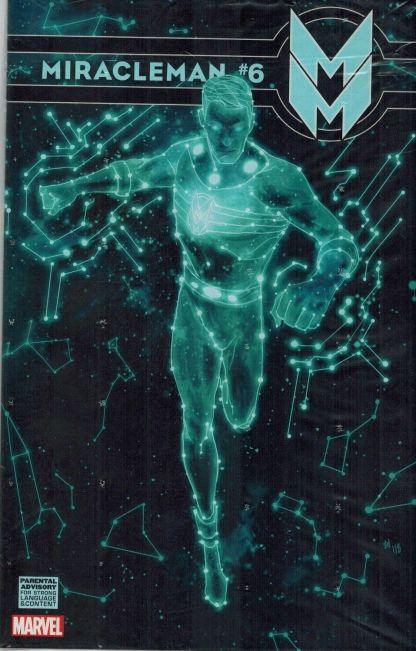 Miracleman (2014) #6 1:25 Michael Del Mundo Variant