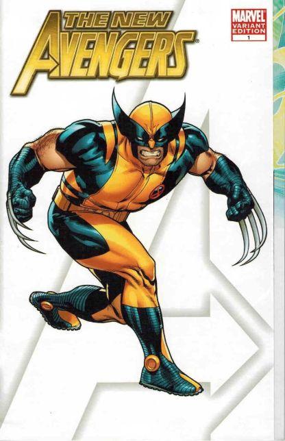 New Avengers #1 Stuart Immonen Gatefold I am an Avenger Variant