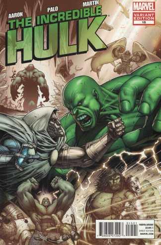 Incredible Hulk #15 Dale Keown Final Issue Variant Marvel 2011 Jason Aaron