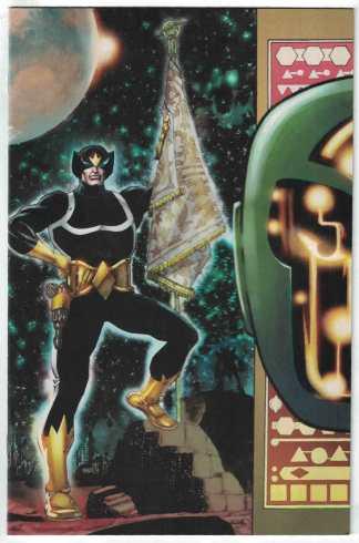 Old Man Quill #1 1:100 Jim Starlin Hidden Gems Virgin Variant Marvel 2019 VF/NM
