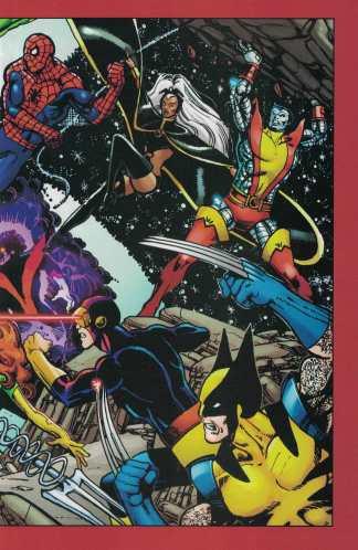 Age of X-Man Alpha #1 1:100 George Perez Hidden Gem Virgin Variant X-Men 2019