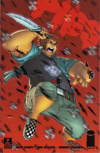 Pigs #7 Nate Cosby Ben McCool Breno Tamura