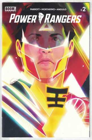 Power Rangers #2 1:25 Goni Montes Variant Boom! 2020 VF/NM