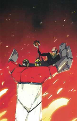 Power Rangers #2 1:75 Daniele Nicuolo Virgin Variant Boom! Studios 2020