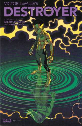 Destroyer #1 First Print Cover B Brian Stelfreeze Variant BOOM 2017