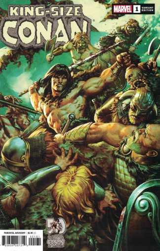 King-Size Conan #1 1:200 Jesus Saiz Variant Marvel 2020