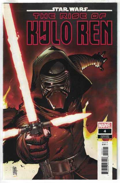 Star Wars Rise of Kylo Ren #4 1:25 Giuseppe Camuncoli Variant Marvel 2020 VF/NM