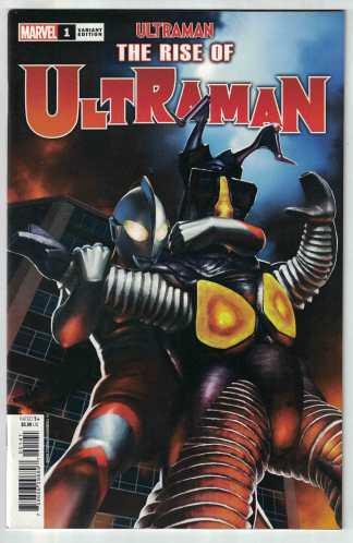 Rise of Ultraman #1 1:25 Yuji Kaida Variant Marvel 2020 VF/NM