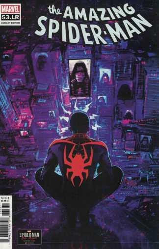 Amazing Spider-Man #53 LR 1:10 Miles Morales Variant Marvel 2018