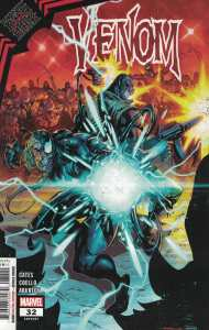 Venom #32 Iban Coello 1st Print A Cover Marvel 2018 Donny Cates King in Black