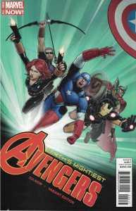 Avengers #24.NOW John Tyler Christopher Variant Marvel 2013 Jonathan Hickman