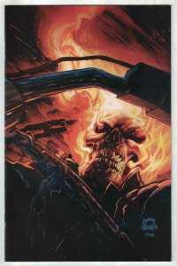 Ghost Rider Return of Vengeance #1 1:100 Ryan Stegman Virgin Variant VF/NM