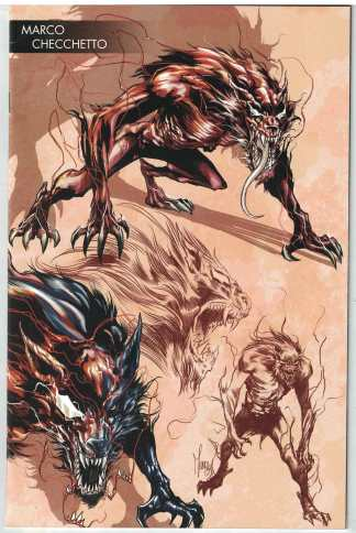 Absolute Carnage #2 Young Guns Marco Checchetto Variant Cates Stegman VF/NM