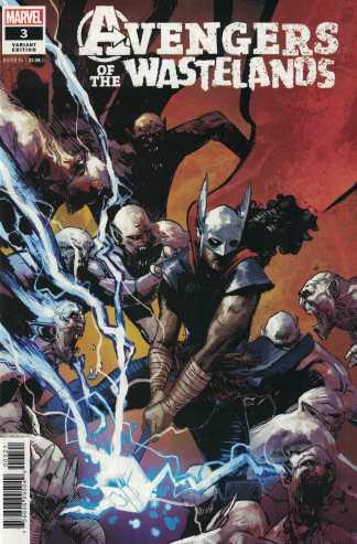 Avengers of the Wastelands #3 1:25 Zaffino Variant Marvel 2020