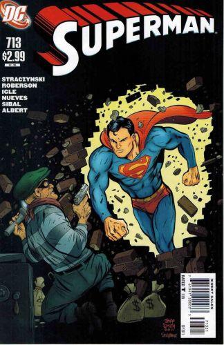 Superman #713 Jeff Smith Variant