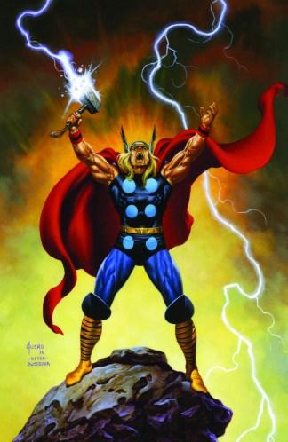 Thor #1 Joe Jusko Ultimate Comics Exclusive Donny Cates 2020 Virgin Variant 500 Copy