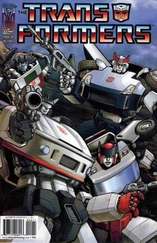Transformers #0 Autobots E.J. Su Variant