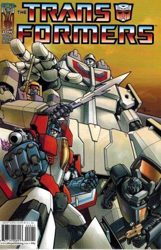 Transformers #0 E.J. Su Decepticon Variant