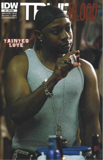 True Blood: Tainted Love #2 Photo Variant