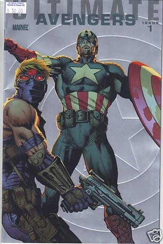 Ultimate Avengers #1 Foilogram Variant