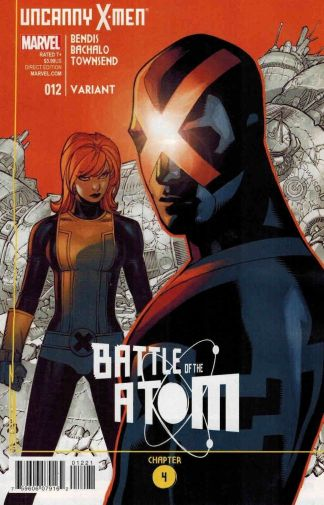 Uncanny X-Men #12 Chris Bachalo Variant
