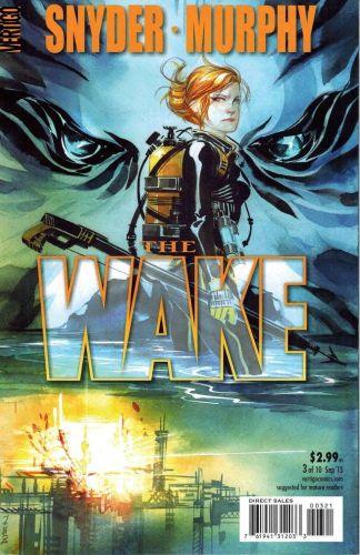 Wake #3 Dustin Nguyen Painted Variant Scott Snyder Sean Murphy