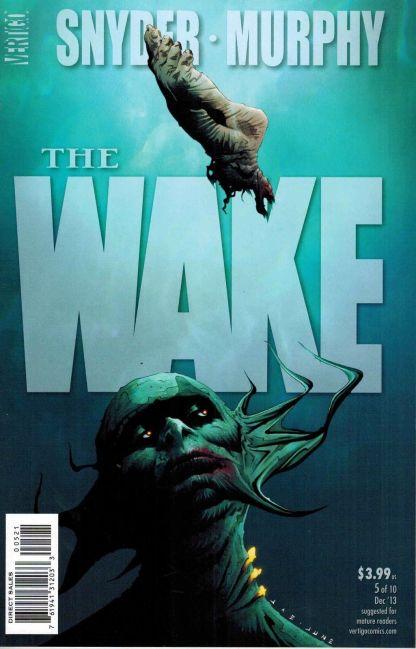 Wake #5 Jae Lee Variant