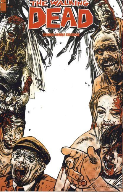 Walking Dead #75 Ultimate Comics Exclusive Variant