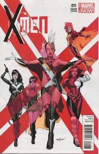 X-Men #11 1:50 David Marquez Variant