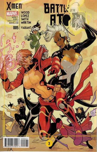 X-Men #5 Terry Dodson Variant Battle of the Atom Brian Wood