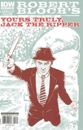 Yours Truly, Jack the Ripper #3 Kevin Colden Variant