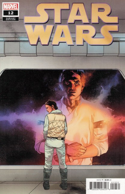 Star Wars #12 1:25 Leinil Francis Yu Variant Marvel 2020 Charles Soule