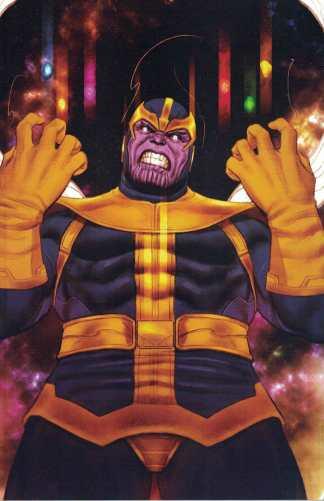 Thanos Quest Marvel Tales #1 1:50 Sway Virgin Variant Marvel 2021